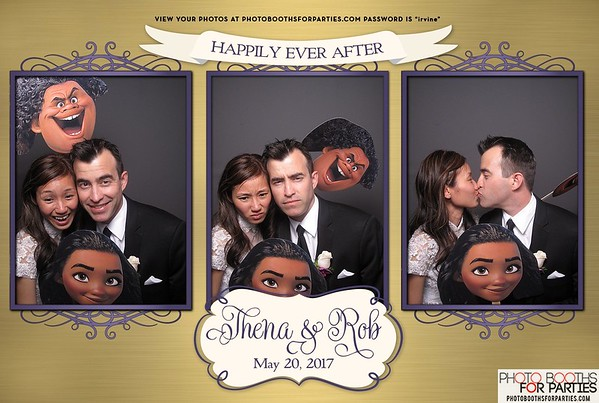 Thena & Rob's Wedding