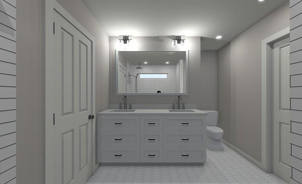 Master Bathroom Renderings 2.0