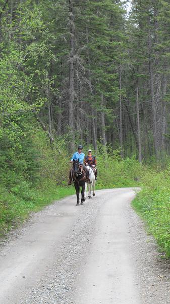 Summer riding 2013