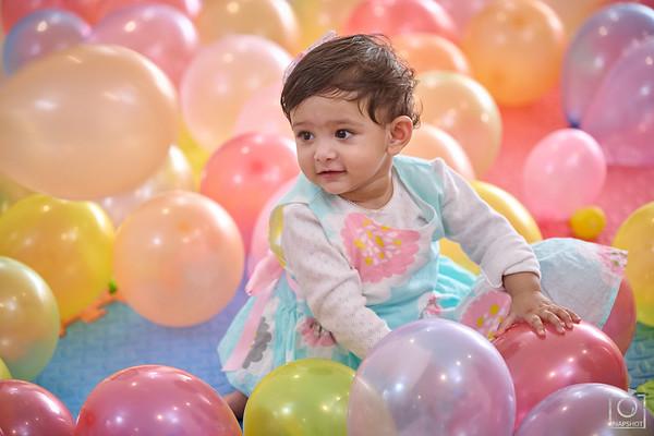 Nahleej & Anira's Birthday