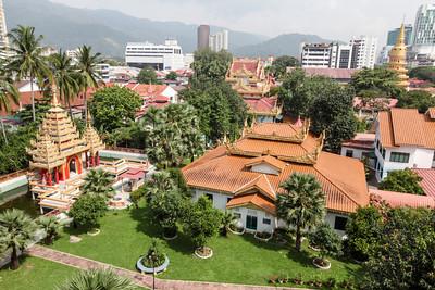 Dhammikarama Temple / Penang