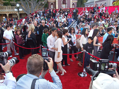 Pirates of the Caribbean At World's End Premiere - 5/19/07