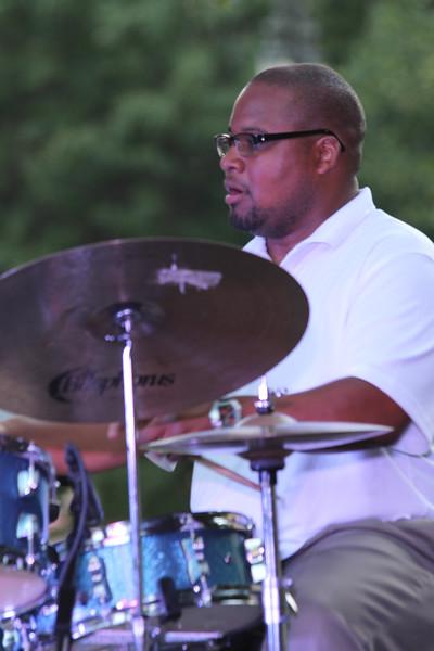 Rodney Whitaker - Grand Circus Park - 08-20-2014