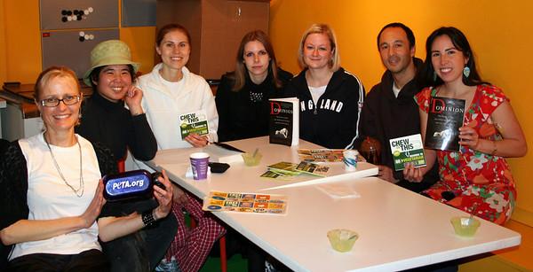 Veggie Book Club 2007-01-07