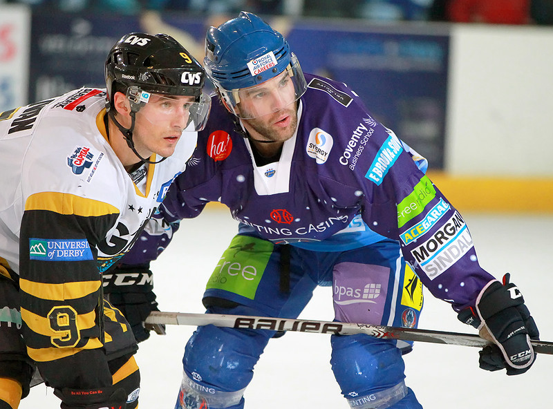 Blaze v Nottingham Panthers - 22/12/2012