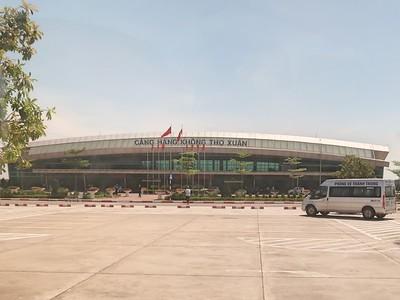 Tho Xuan Airport (Thanh Hoa Airport)