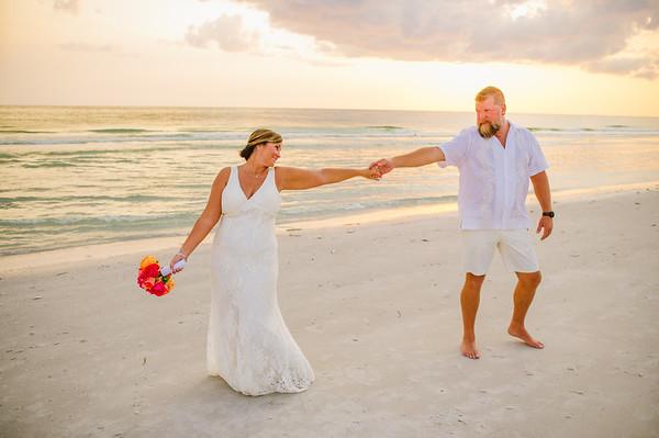 St Pete Beach Wedding at TradeWinds Island Resort