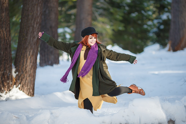 Anastasia (Olivine Cosplay) from Anatasia