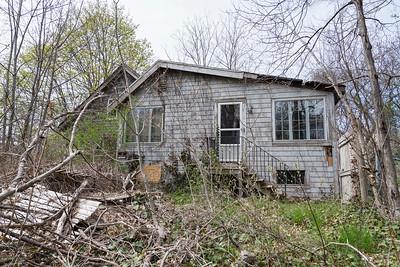 Abandoned Nahant Home