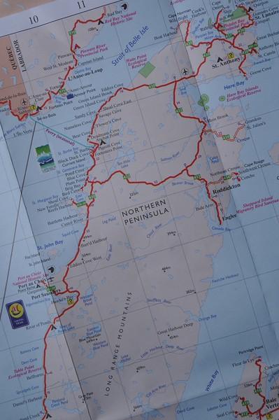 Route 430 North