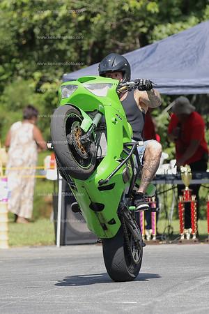 Stunt Show Craig Noyes at Mt Calvary