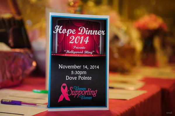 2014 Hope Dinner