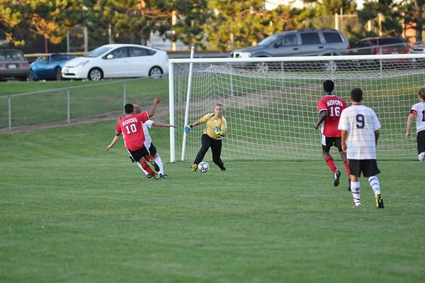 Soccer vs. Medford