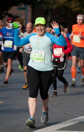 2013 NYC Marathon