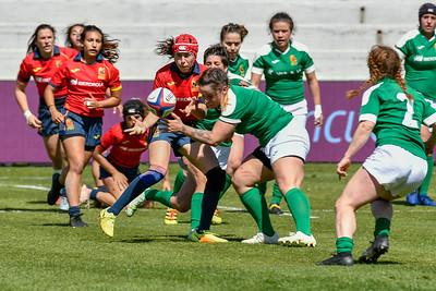 20190330 Rugby femenino España Emerging - Estrellas de la liga