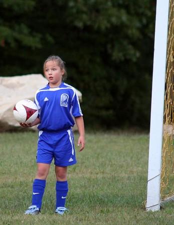 EH Girls Soccer Fall 2007
