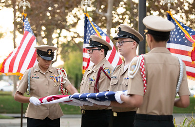 Patriot Day Flag Lowering Ceremony -  Sep 11, 2019