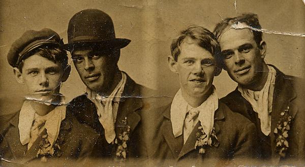 Lavoyda Dodrill and Webster Boliver Hankee