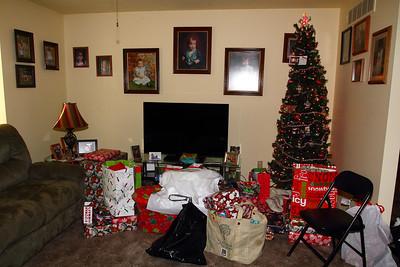 Christmas at Mom and Dad's.