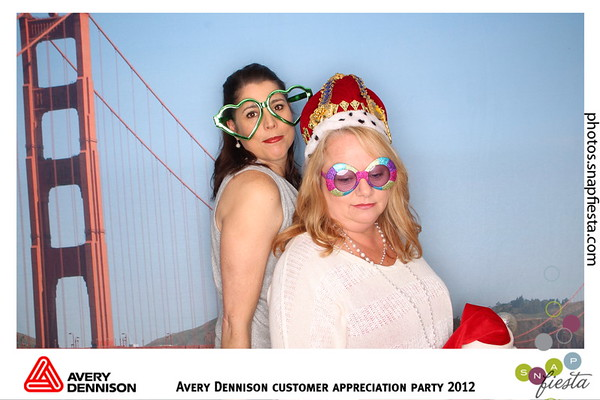 Avery Dennison Holiday Party@ Harlot 12.13.12