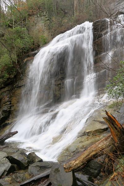 Falls Creek Falls  (2.7 miles; d=4.30)