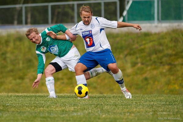 2014-06-11 Senior, seriekamp, Åmdal-MSIL 1-1