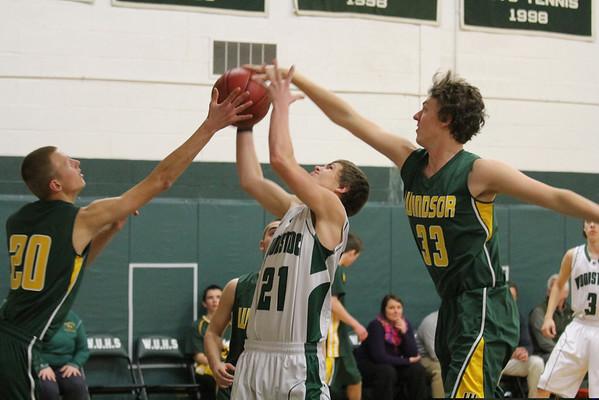 WUHS Boys Basketball vs Windsor
