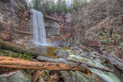 Stony Kill Falls, Ulster County, New York, USA