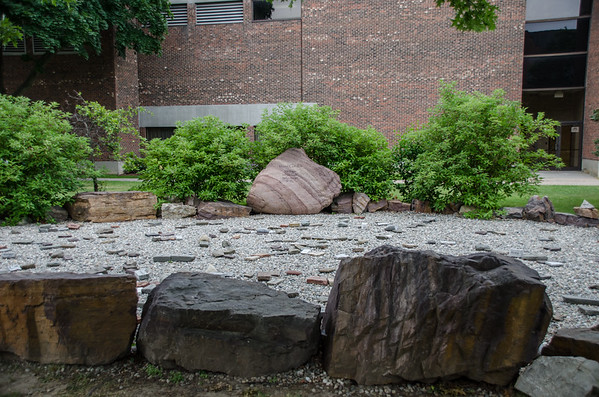 St. Mike's Word Garden