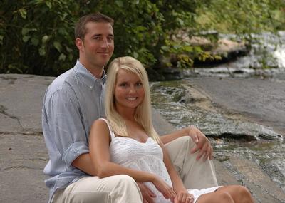 Justin and Nikki 8-10-2008