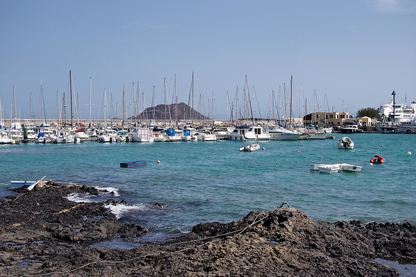 Fuerteventura and Corralejo