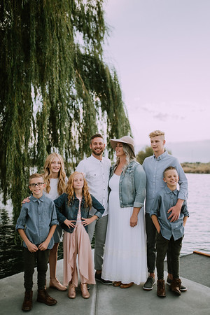 Hill Family - Dereck & Tasha