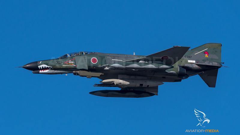 JASDF 501 Hikotai / McDonnell Douglas RF-4EJ Phantom II / 77-6397