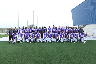 Bison Team Photo