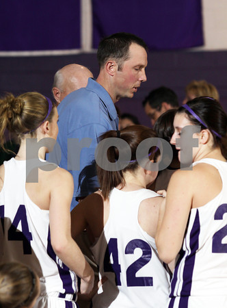2011 Wellsboro Girls Basketball @ Coudersport