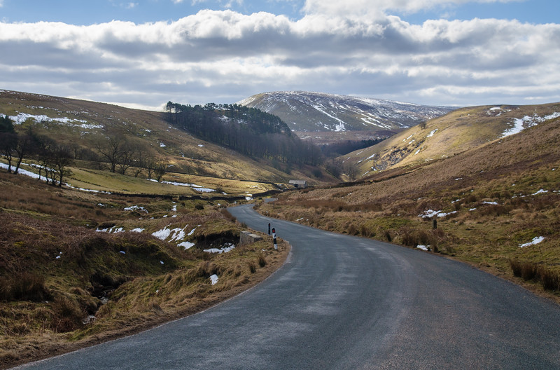 Winter in the Trough of Bowland