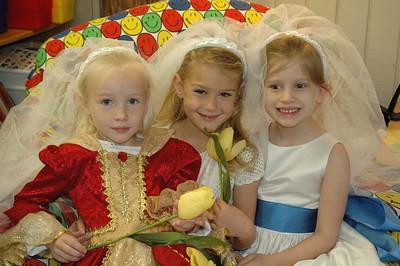 Kindergarten Wedding of Q and U