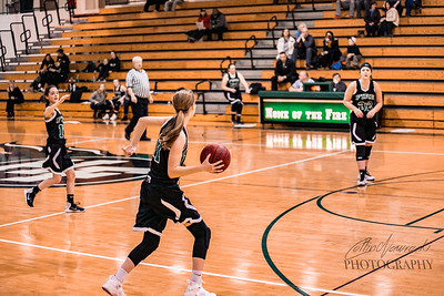 Girls JV Basketball vs. Hutchinson
