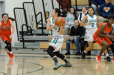 2019 Girls Basketball Eagle Rock vs Legacy 13Feb2019