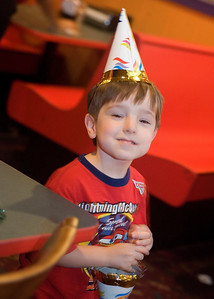 Sean's 4th Birthday Party