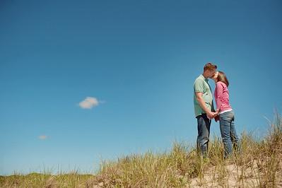 2012 Danielle & Zack | Engagement Photos