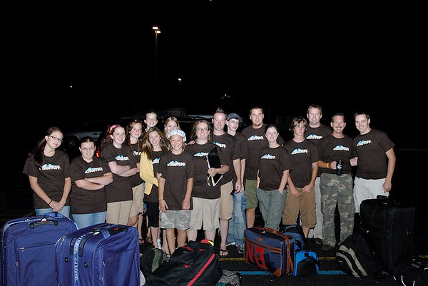 7/8/07 Departure for The Republica Dominica
