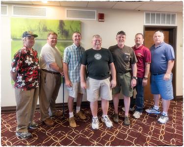USS John Hancock Reunion 2014