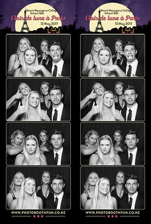 Mt Maunganui College Ball 13.05.17