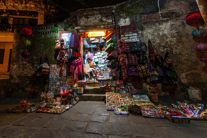 Storefront, Hoi An, Vietnam