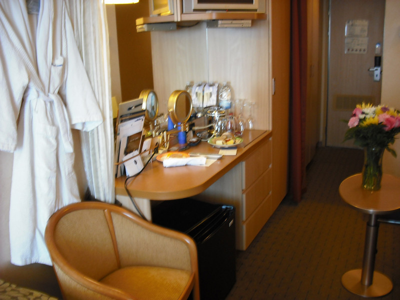 A view of our Cabin 2550