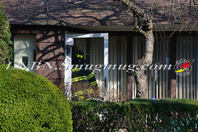 Merrick F.D. House Fire 10 Oak Brook Lane 12-9-11