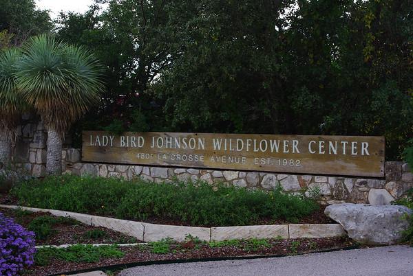 Halloween at Lady Bird  Johnson Wildflower Center