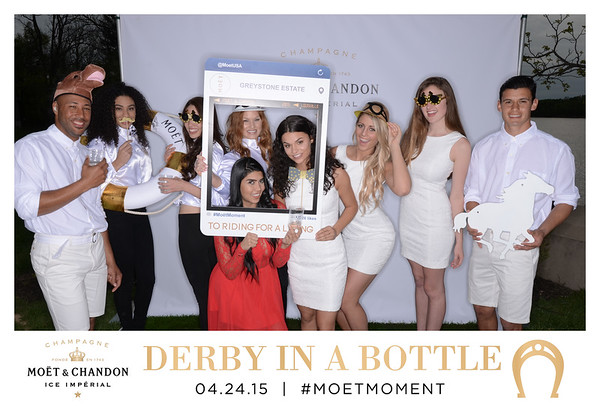 Moet Ice Debuts in Louisville, KY - April 24, 2015 #MOETMOMENT