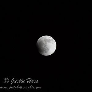 Lunar Eclipse 04-14 to 04-15-2014